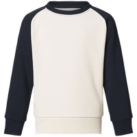 Sweat Shirt Col Rond Enfant Stanley Mini Contrast