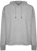 Sweat Shirt à Capuche Femme Loose Fit Stella Reduces