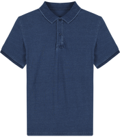 Polo Homme Stanley DEDICATOR DENIM