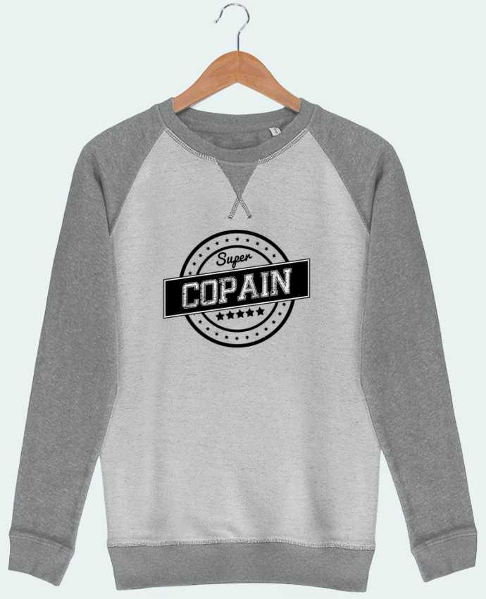 Sweat French Terry Super copain par justsayin