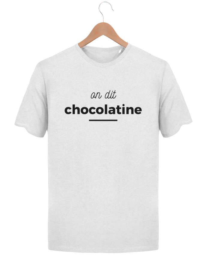 T-Shirt Homme Stanley Hips On dit chocolatine par Ruuud