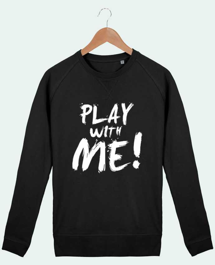 Sweat Col Rond Homme Stanley Strolls Play with me ! par tunetoo