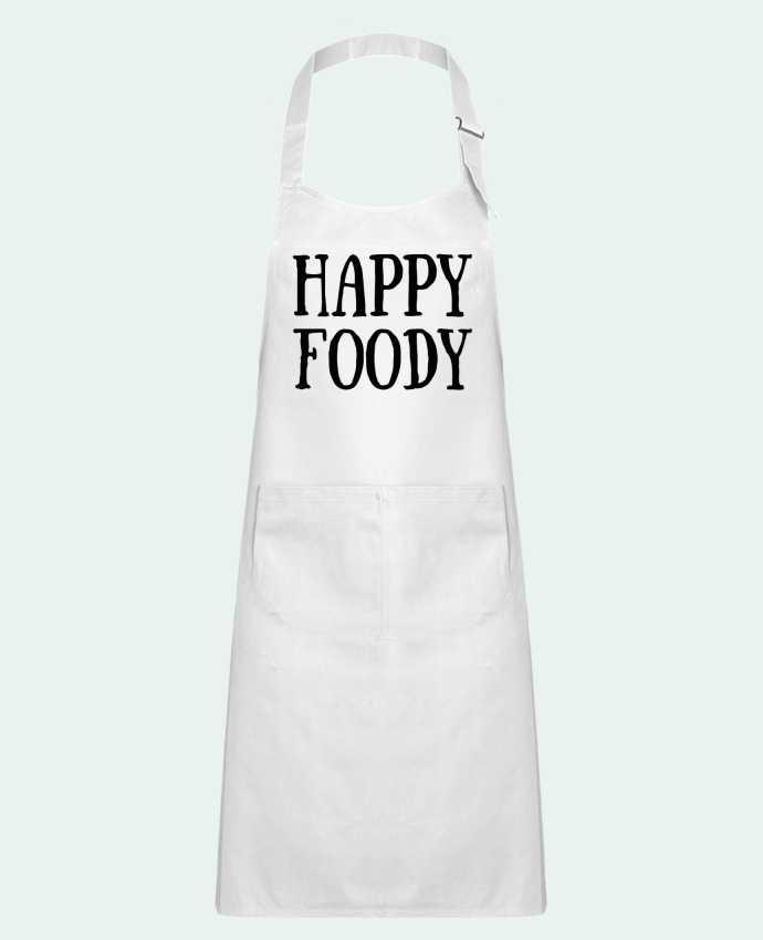 Tablier Enfant avec Poche Happy Foody par tunetoo