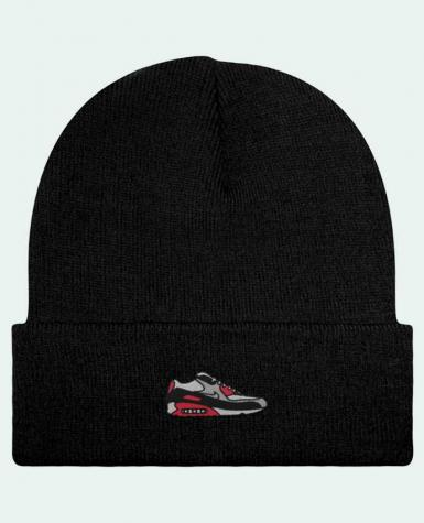 Bonnet Beanie à Revers Air max par tunetoo