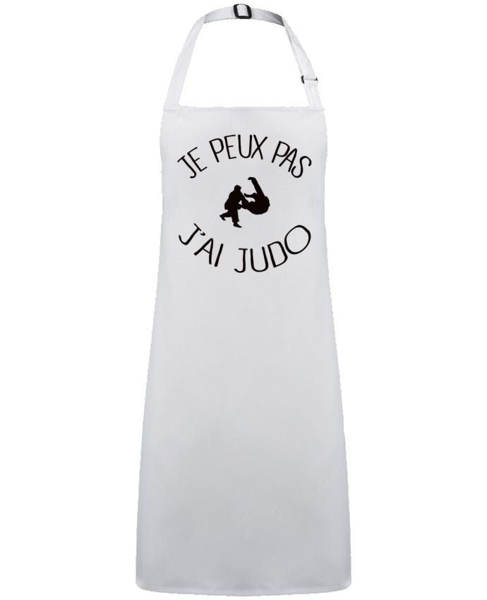 TABLIER de judo