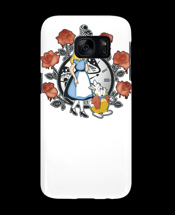 Coque 3D Samsung Galaxy S7 Time for Wonderland par Kempo24