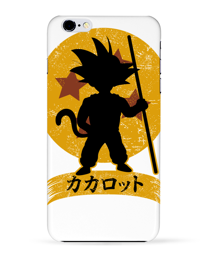 Coque 3D Iphone 6+ Kakarrot Crest de Kempo24