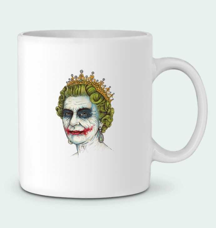 Mug en Céramique God sav the vilain par Enkel Dika