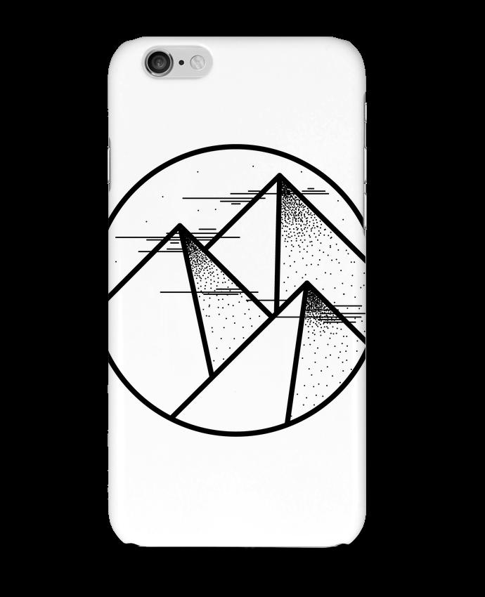 Coque iPhone 6 montagne - graphique par /wait-design
