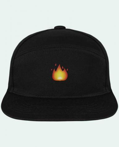 Casquette Snapback Pitcher Fire by tunetoo par tunetoo
