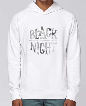Sweat Capuche Homme Stanley Base BlackBird par chriswharton