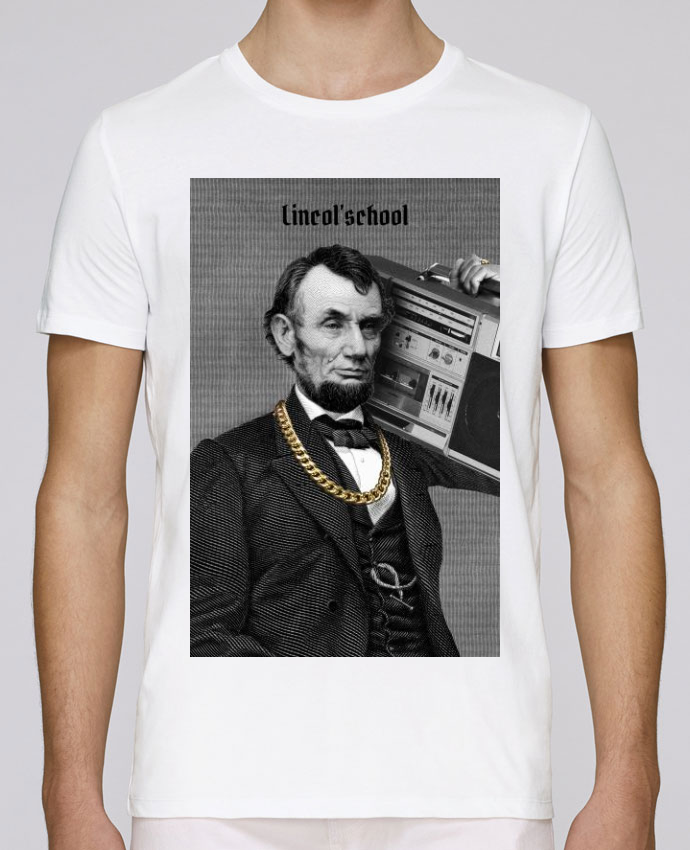 T-Shirt Col Rond Stanley Leads Lincol
