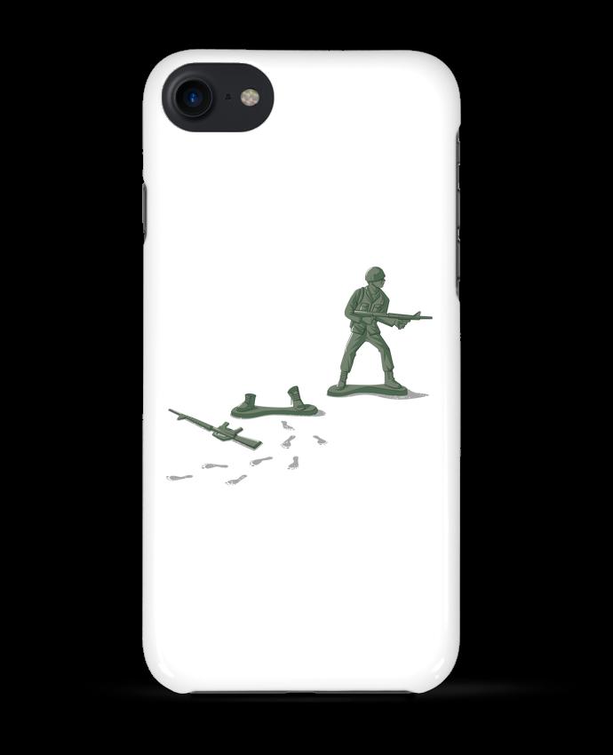Coque 3D Iphone 7 Deserter de flyingmouse365